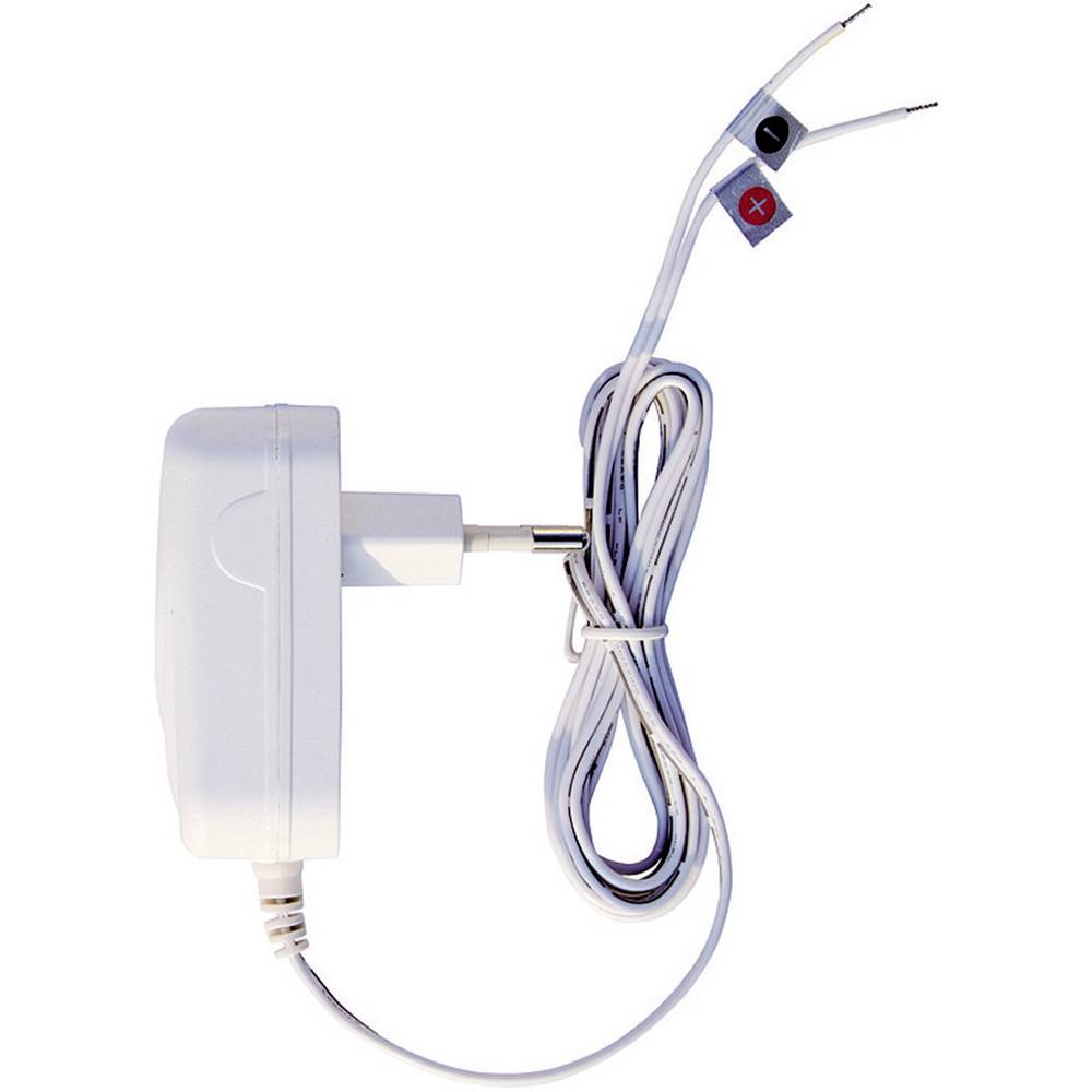 Strujni utikač za portafon m-e modern-electronics 40780 bijeli