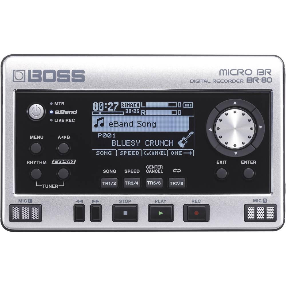 Audio snimač Boss Audio Systems BR-80 crno-srebrni 411141E99
