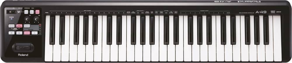 Roland A-49-BK-MIDI klaviatura 412351E99