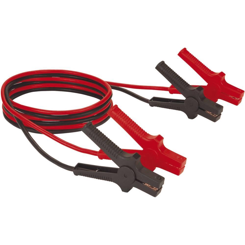 Vžigalni kabli BT-BO, aluminij, prevlečen z bakrom, 16 A, brez zaščite, plastične sponke 2030335 Einhell
