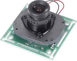 Modul z barvno kamero Conrad, CMOS 3,6 mm (1/3), ločljivost: 414x720 pikslov, optična ločljivost: 720x576 pikslov