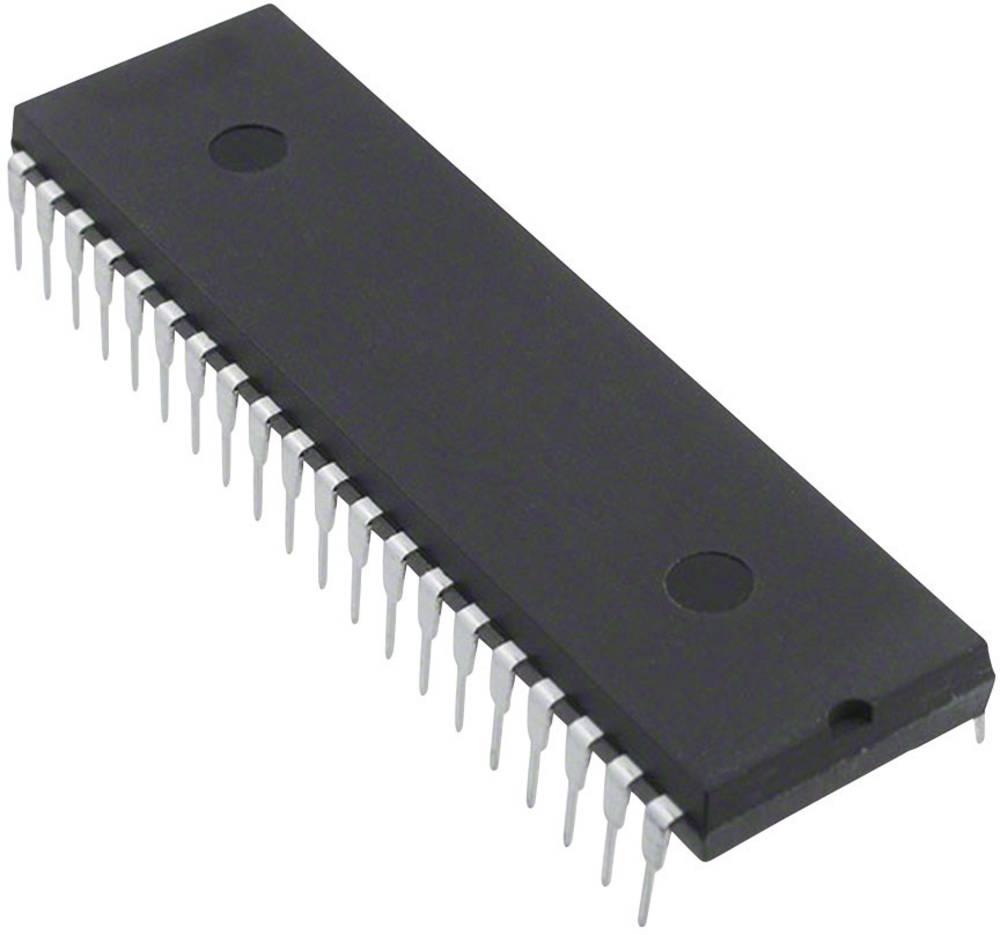 PMIC - grafikdriver Maxim Integrated MAX136CPL+ LCD 7-segmenter A/D 3,5 cifre 80 µA DIP-40