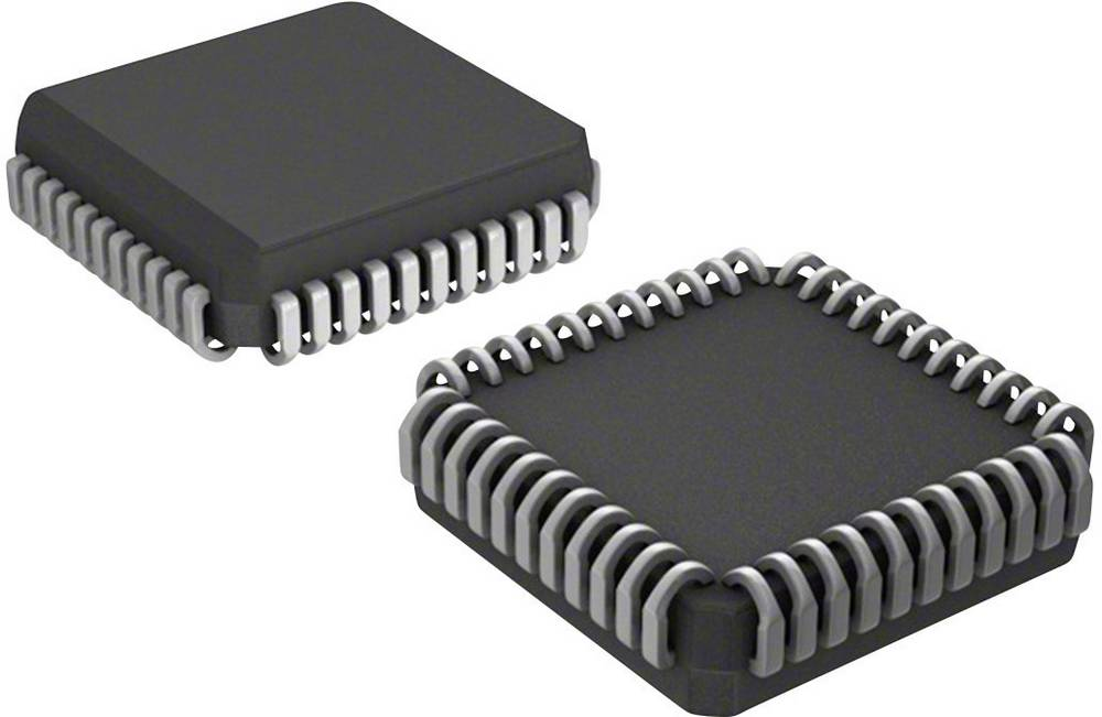 PMIC - grafikdriver Maxim Integrated MAX6934AQH+D Vakuum fluorescerende (VF) Vierdraht, Seriell 2 mA PLCC-44