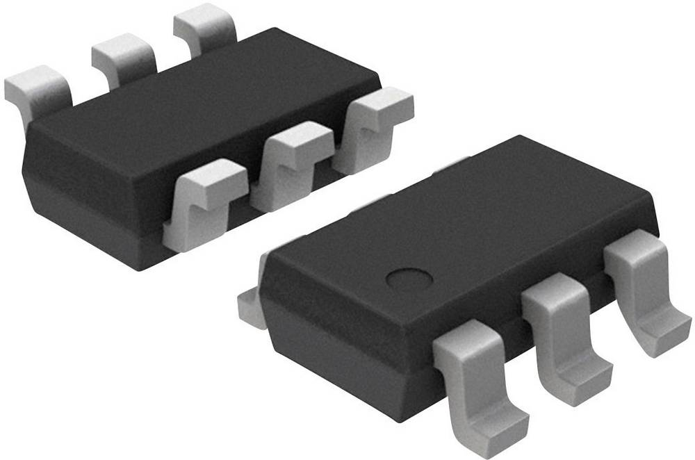 PMIC - strømstyring - specialiseret ON Semiconductor FAN4147SX 400 µA SSOT-6