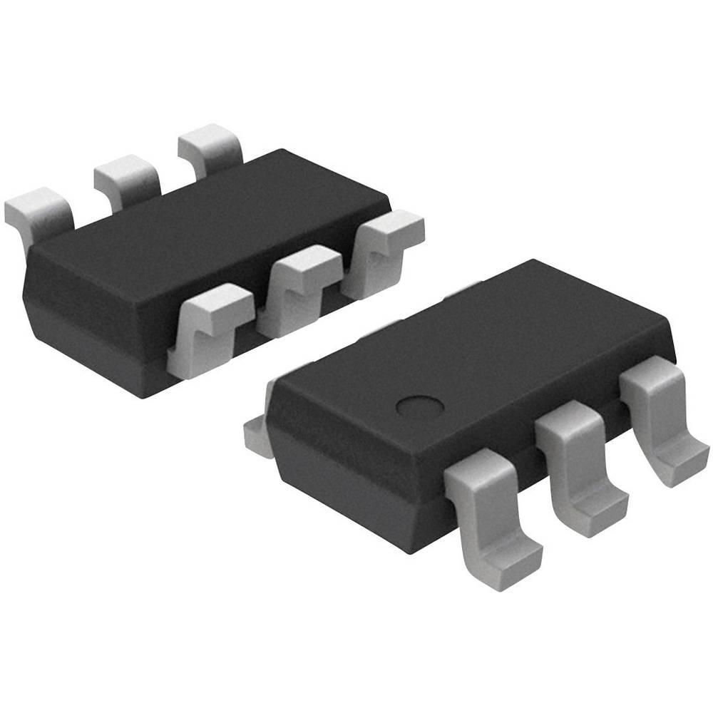Temperaturni senzor Maxim Integrated MAX6576ZUT+T vrsta kućišta SOT-23-6