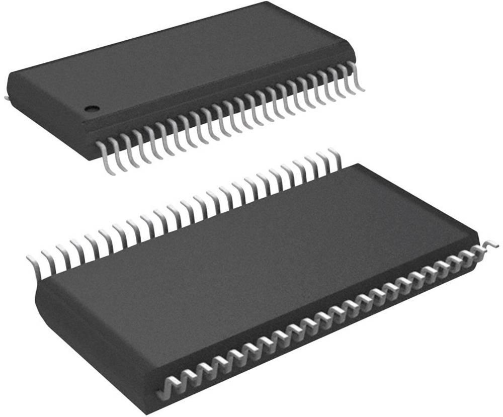 PMIC - grafikdriver NXP Semiconductors PCF85162T/1,118 LCD 32 segmenter En hvilken som helst ciffertype I²C 8 µA TSSOP-48