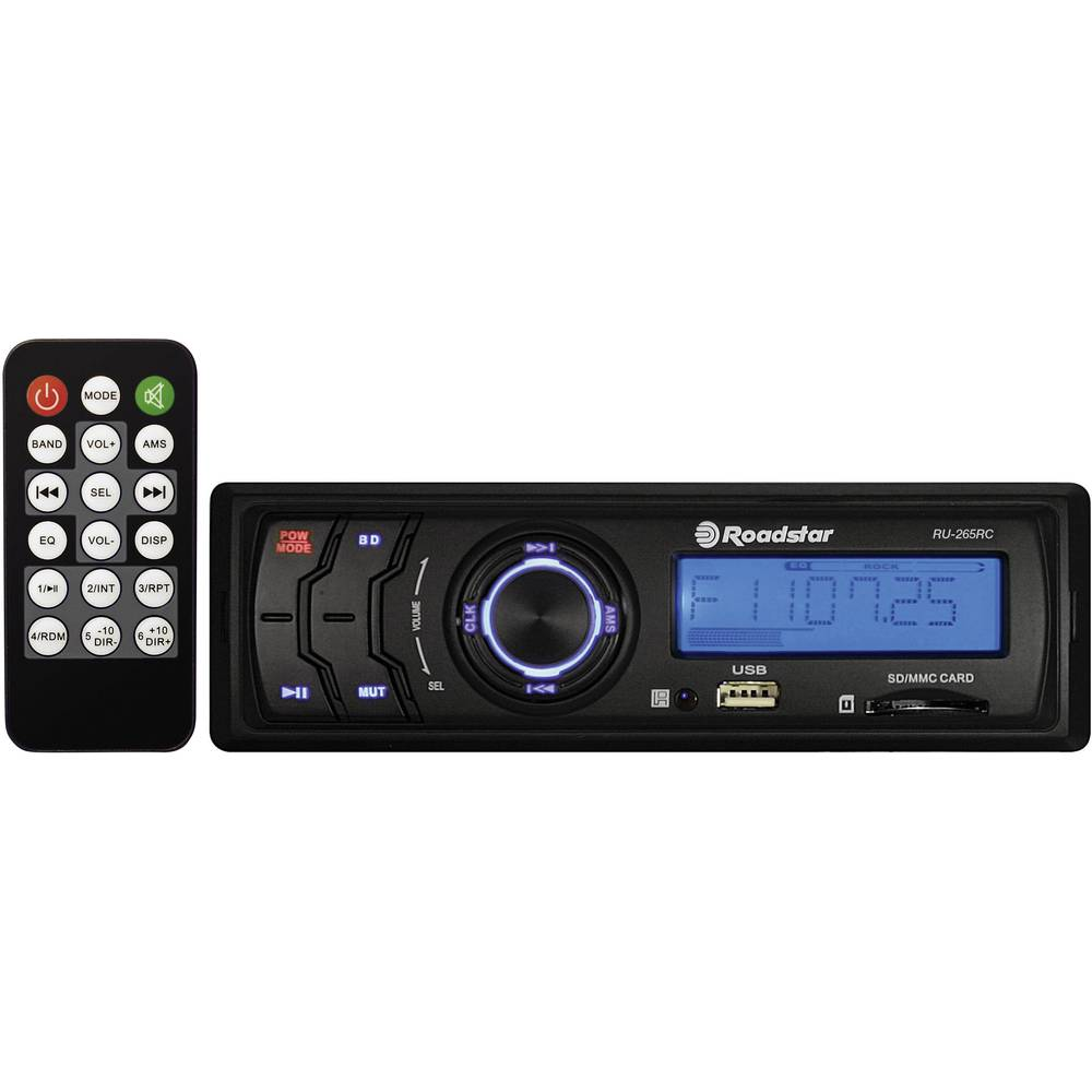 Autoradio Roadstar RU-265RC