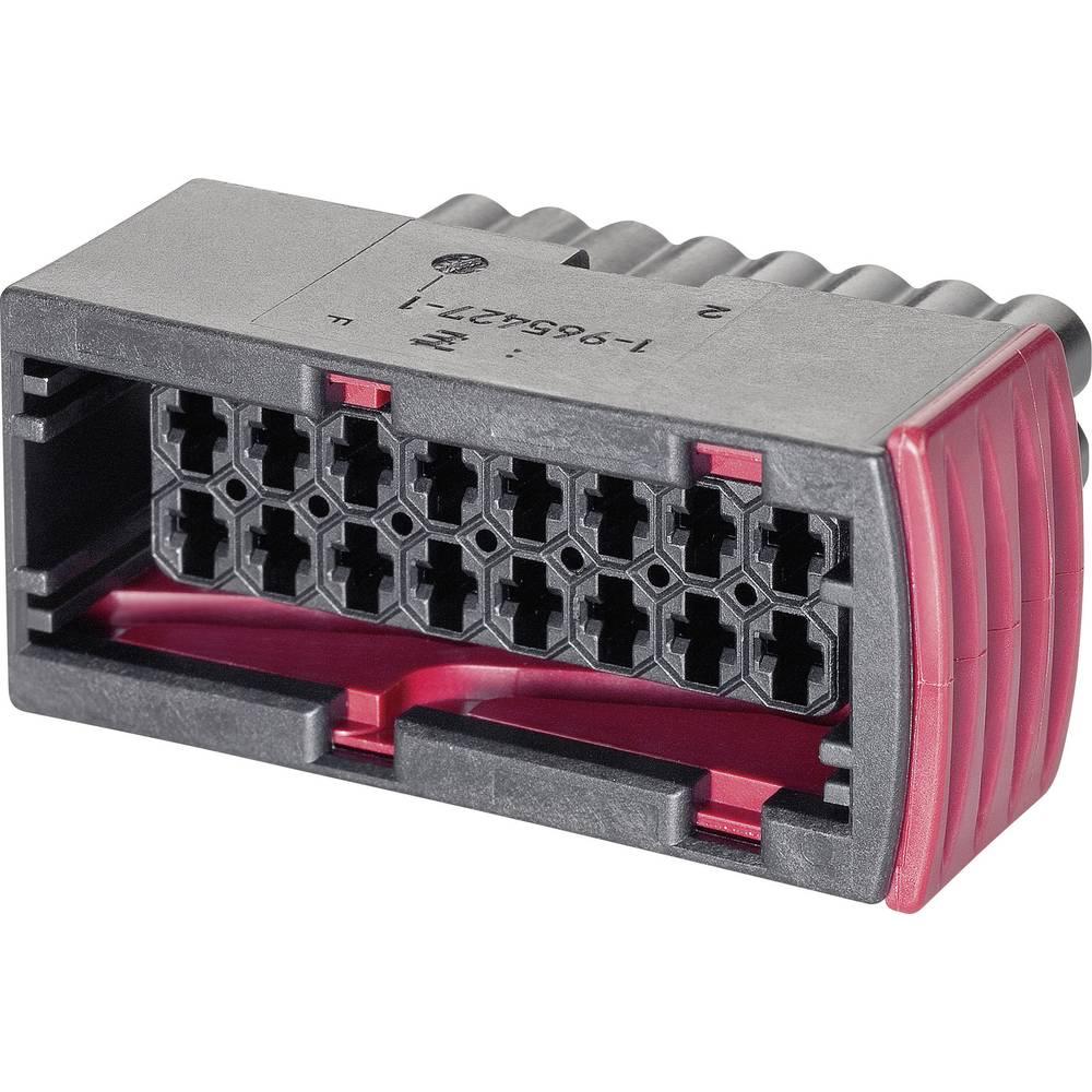 Ohišje za konektorje TE Connectivity 1-967242-1 : 5 mm 1 kos