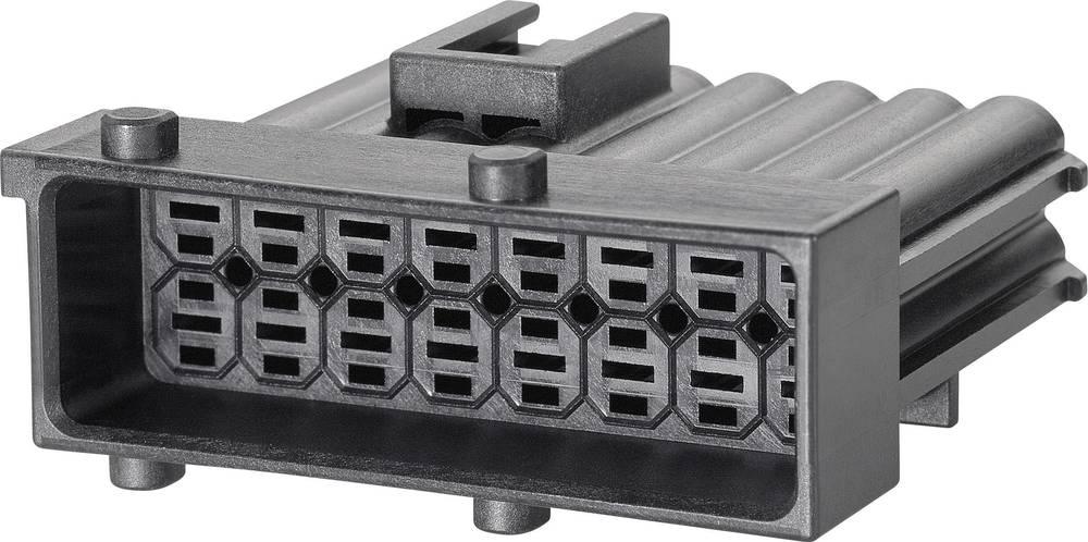 Stiftkabinet-kabel J-P-T Samlet antal poler 6 TE Connectivity 1-965426-1 Rastermål: 5 mm 1 stk