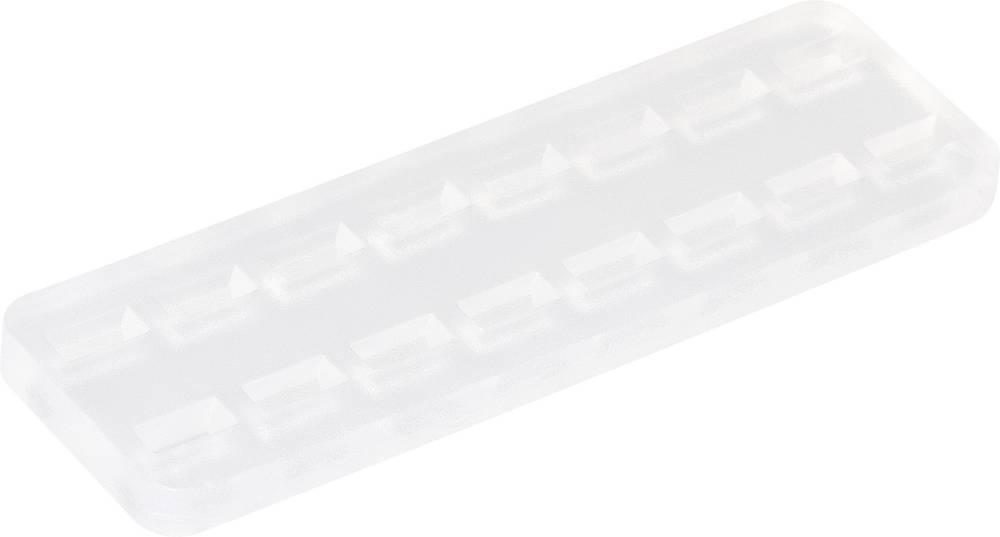 Endeforsegling til J-P-T fladstik-kabinet TE Connectivity J-P-T Poltal: 70 1 stk