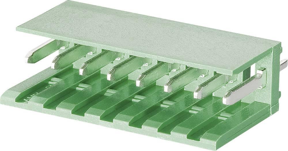 Stiftliste (standard) AMPMODU MOD I Samlet antal poler 8 TE Connectivity 280612-1 Rastermål: 3.96 mm 1 stk
