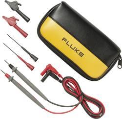 Säkerhets-mätledning-Set Fluke TL80A-1 1.5 m Svart, Röd