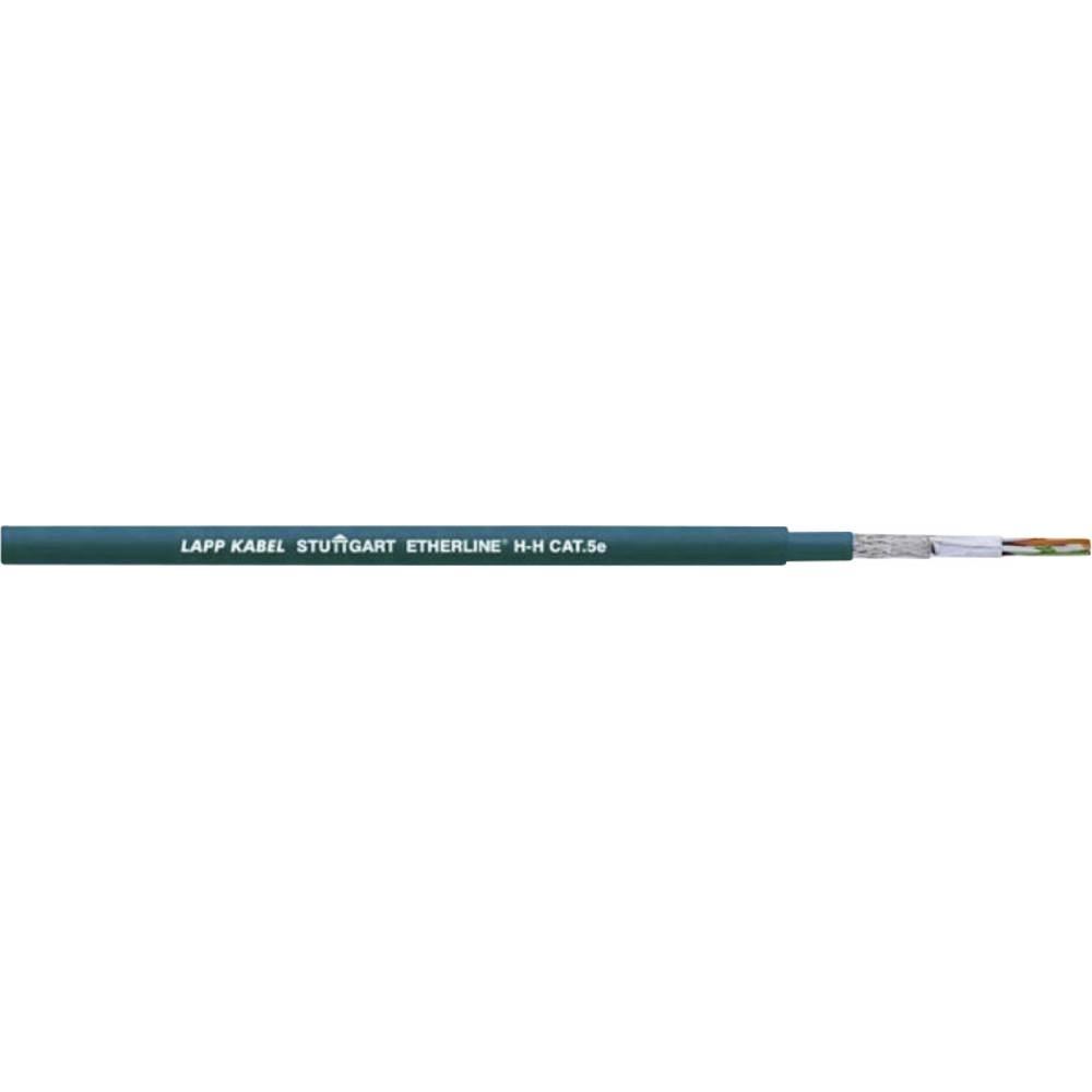 Omrežni kabel CAT 5e SF/UTP 4 x 2 x 0.22 mm modre barve LappKabel 2170298 100 m