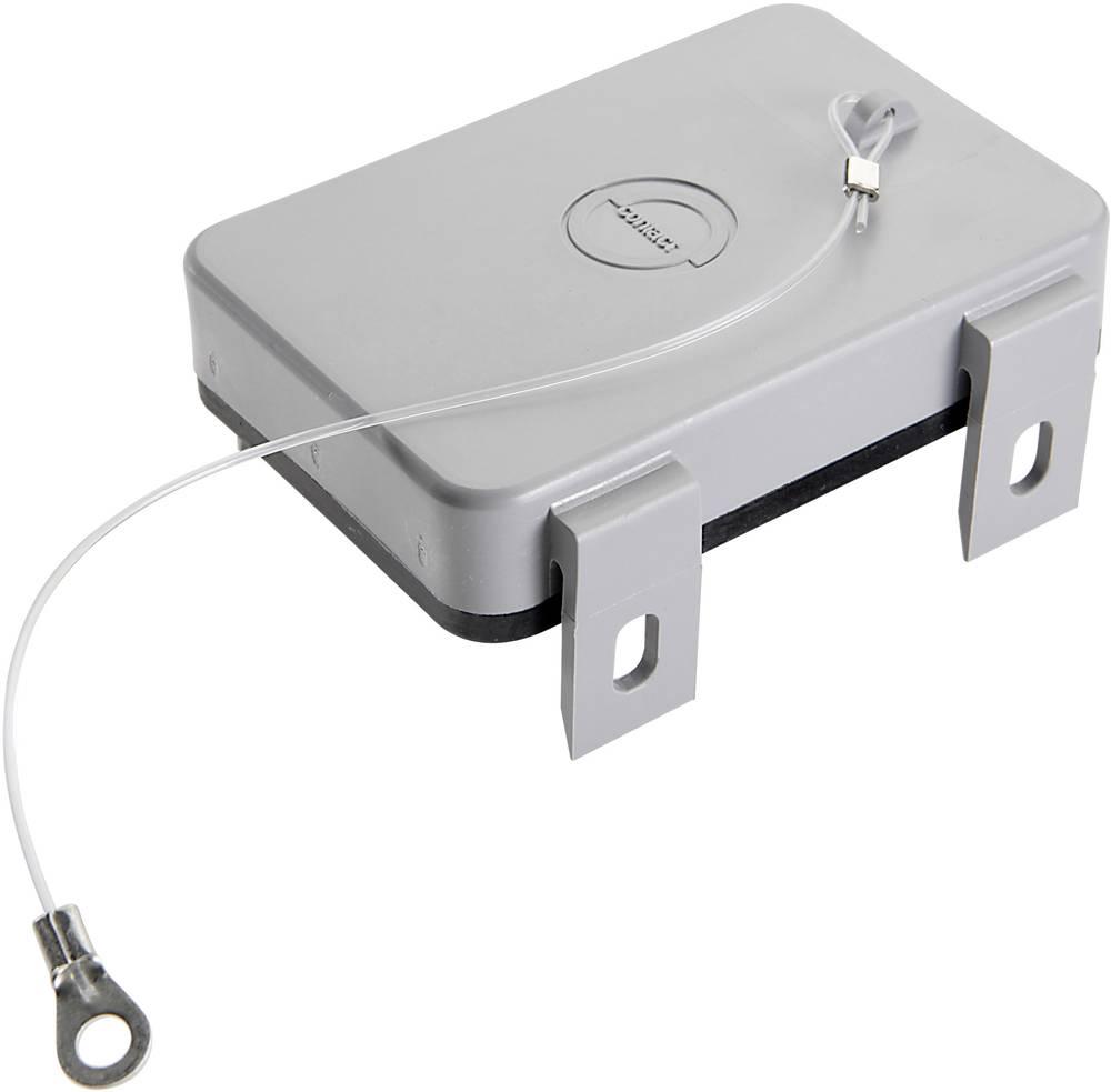 Zaščitni pokrov z 2 prečnima lokoma za pokrov z vrvico z ušescem, serija H-A 32 H-A 32 10481600 LappKabel 10 kosov