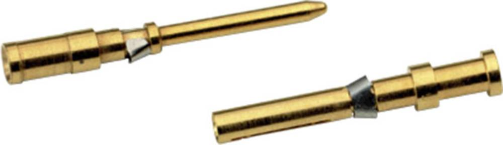Kontaktna vtičnica, vrtljiva, serija H-D 1,6 H-D 1,6 13163400 LappKabel 100 kosov