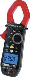 Strömtång, Handmultimeter digital Chauvin Arnoux F205 CAT III 1000 V, CAT IV 600 V