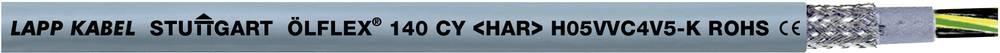 Krmilni kabel ÖLFLEX® 140 CY 3 G 2.5 mm sive barve LappKabel 0035740 50 m