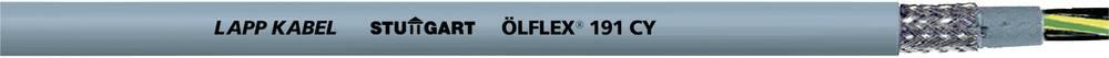 Krmilni kabel ÖLFLEX® 191 CY 3 G 1 mm sive barve LappKabel 0011180 75 m