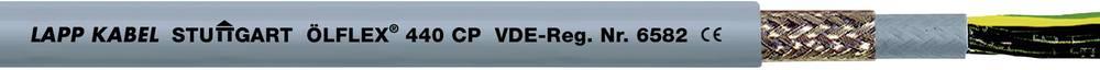 Krmilni kabel ÖLFLEX® 440 CP 4 G 0.75 mm srebrno-sive barve LappKabel 0012913 50 m