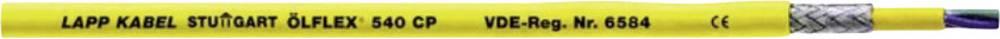 Priključni vodnik ÖLFLEX 540 CP 7 G 1 mm rumene barve LappKabel 0012761 50 m