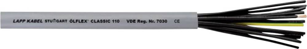 Krmilni kabel ÖLFLEX® CLASSIC 110 7 x 1.5 mm sive barve LappKabel 1119907 50 m