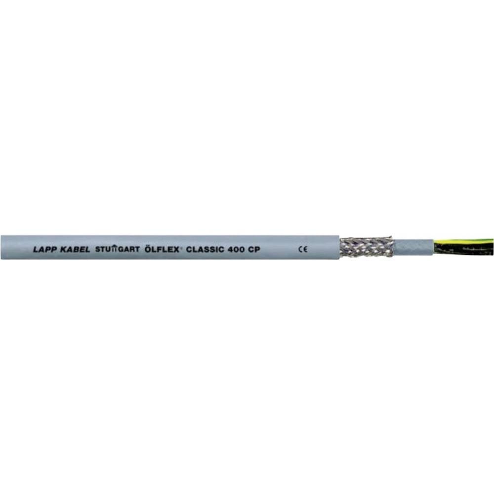 Krmilni kabel ÖLFLEX® CLASSIC 400 CP 4 G 0.75 mm sive barve LappKabel 1313104 50 m
