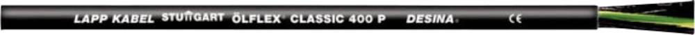 Krmilni kabel ÖLFLEX® CLASSIC 400 P 12 G 1.5 mm sive barve LappKabel 1312312 100 m