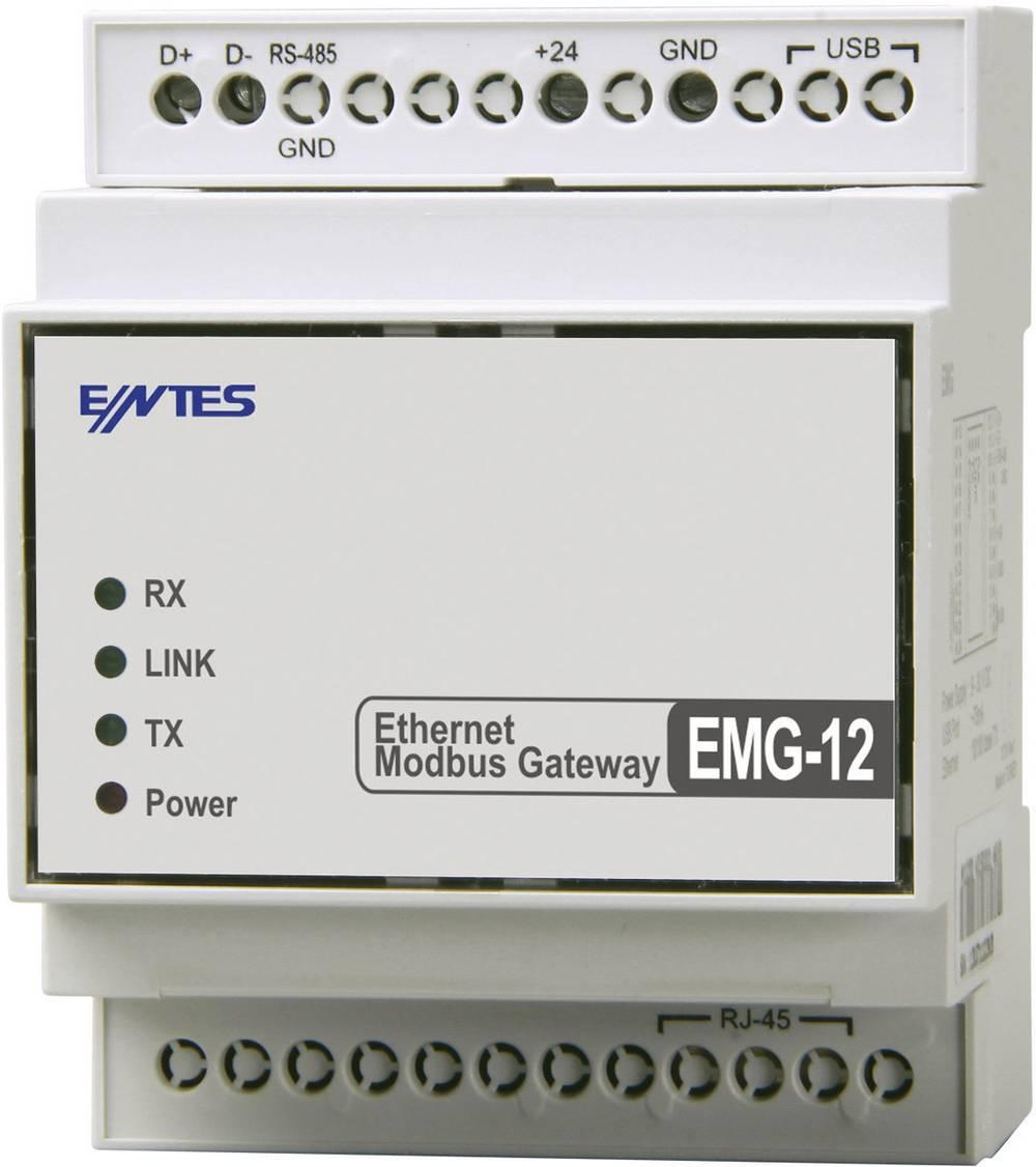 Gateway RS-485, USB ENTES EMG-12 12 V/DC, 24 V/DC