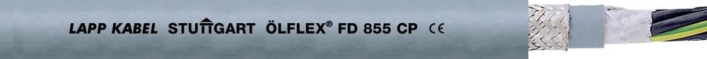Energijski kabel ÖLFLEX® FD 855 CP 2 x 0.5 mm sive barve LappKabel 0027605 50 m