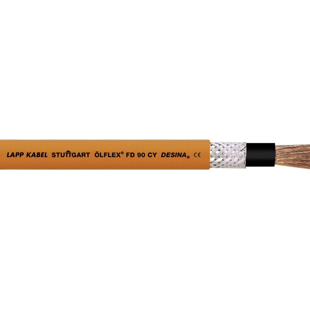 Energijski kabel ÖLFLEX® FD 90 CY 1 x 10 mm oranžne barve LappKabel 0026651 50 m