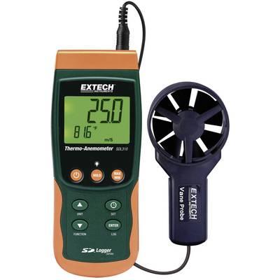 Anemometer Extech SDL310 0.4 up to 25 m/s