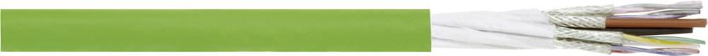 Signalni kabel 5 x 0.5 mm + 4 x 0.18 mm zelene barve LappKabel 70388730 100 m