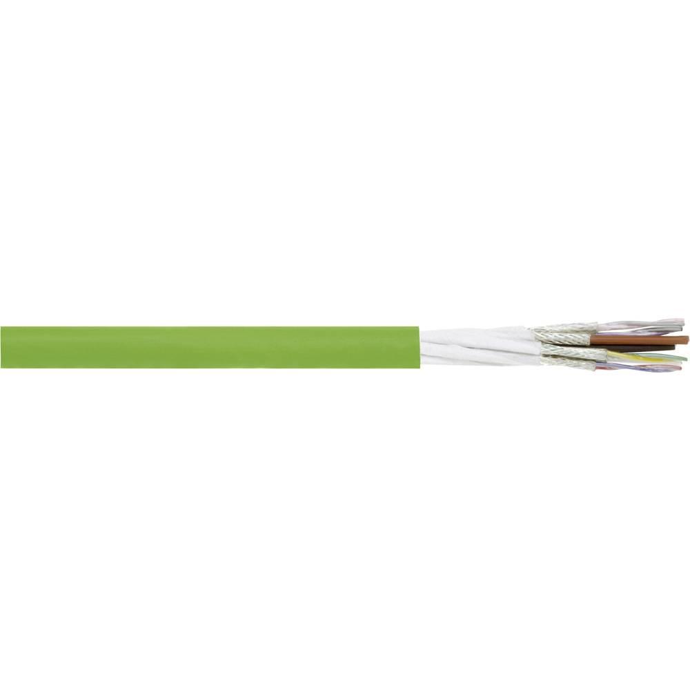 Signalni kabel 10 x 0.14 mm + 2 x 0.5 mm zelene barve LappKabel 70388728 100 m