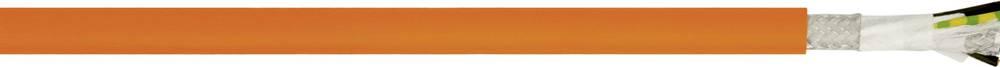 Kabel za krmiljenje motorjev Siemens Standard 6FX 5008 4 G 6 mm + 2 x 1.5 mm oranžne barve LappKabel 00257181 50 m