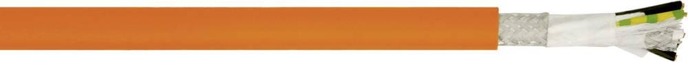Kabel za krmiljenje servo motorjev Siemens-Standard 6FX 8PLUS 4 G 6 mm + 2 x 1.5 mm oranžne barve LappKabel 0027793 50 m
