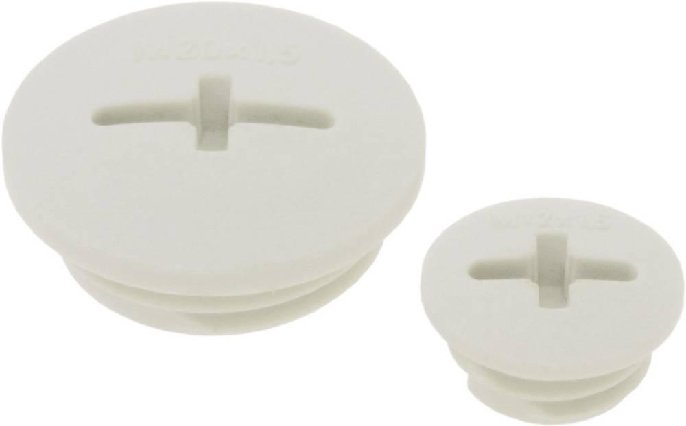 Blindprop LappKabel 52006116 Polyamid Sort (RAL 9005) 100 stk