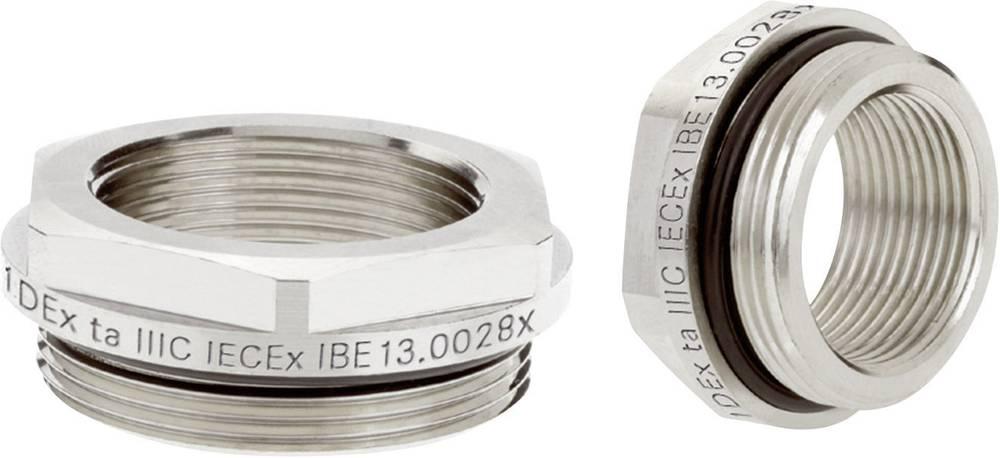 Kabelska uvodnica, reducirni obroč z O-obročem M50 M40, medenina naravne barve LappKabel SKINDICHT MR-M ATEX 50X1,5/40X1,5 5 kos