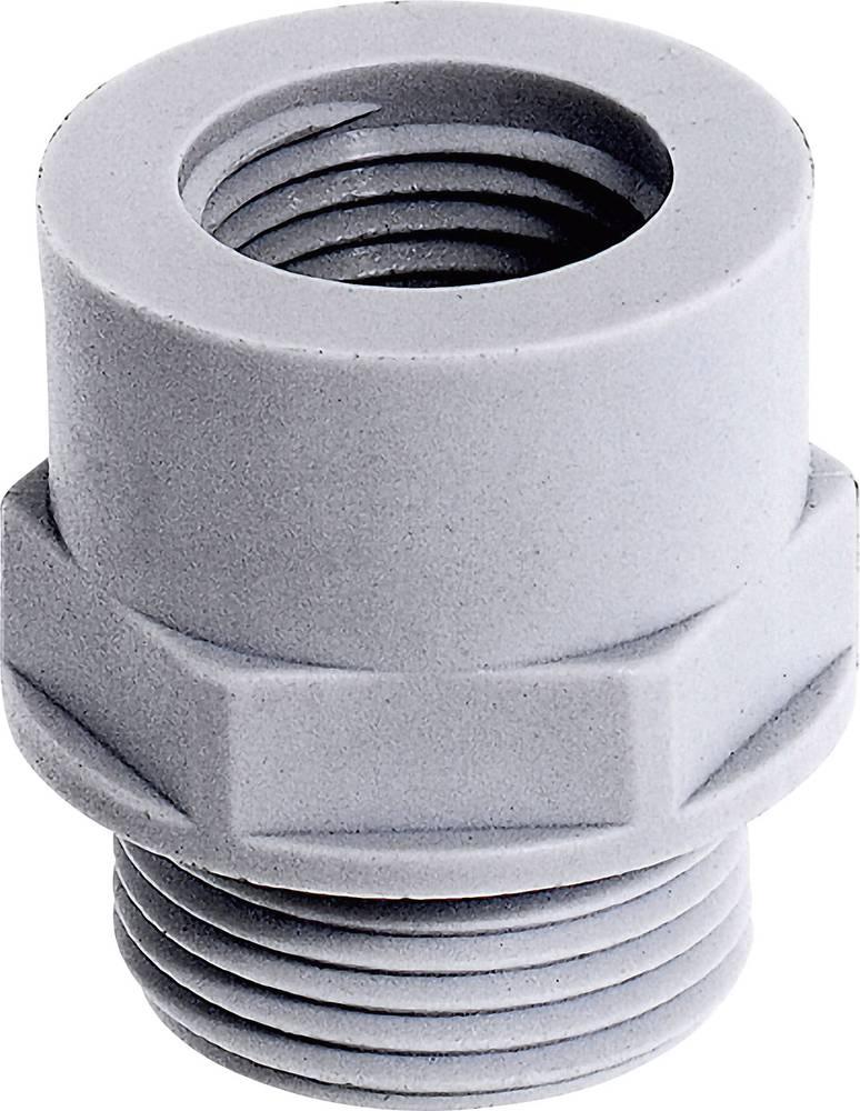 Adapter za kabelsko uvodnico PG36 M50, poliamid svetlo sive barve (RAL 7035) LappKabel SKINDICHT A-PG/M 36/50X1,5 10 kos
