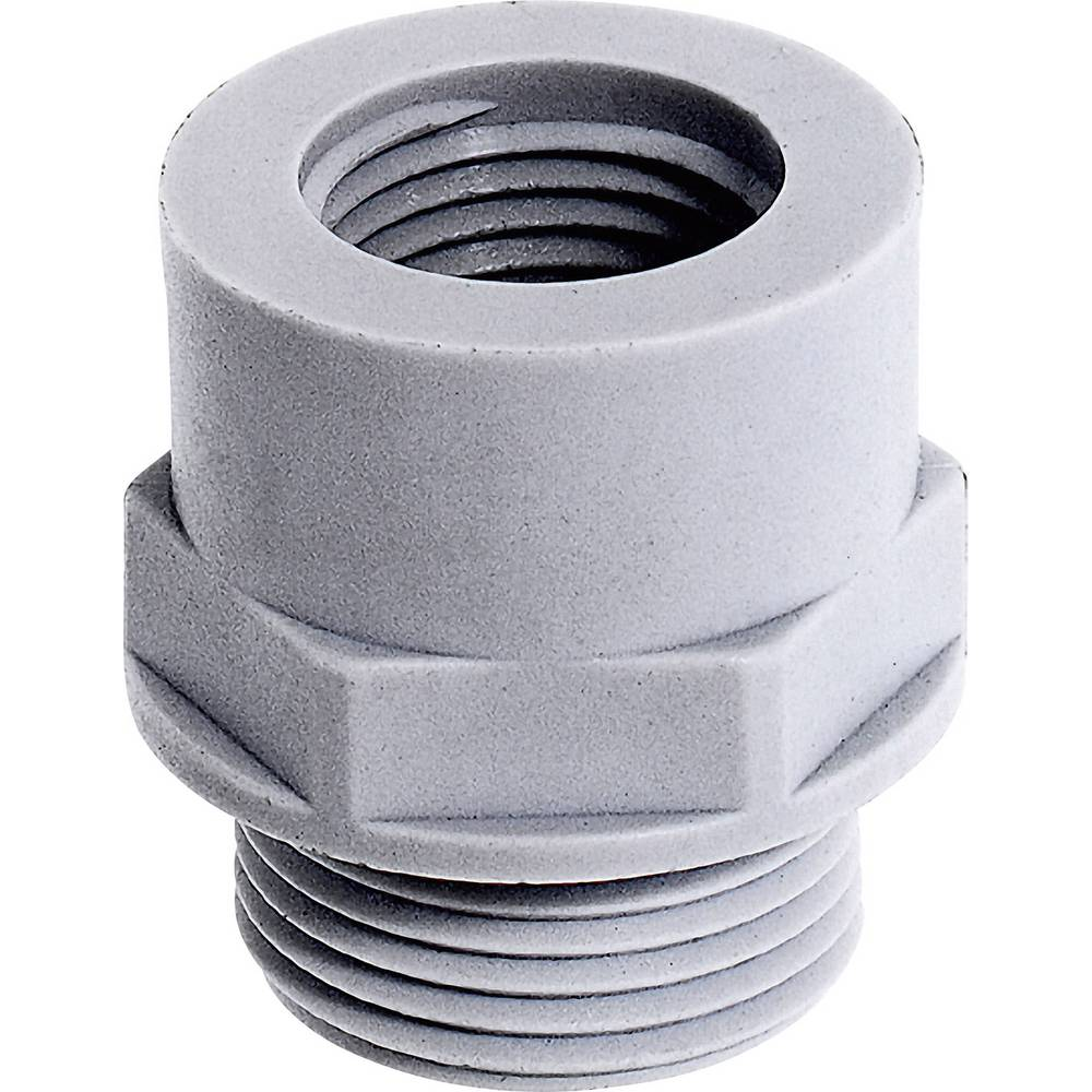 Adapter za kabelsko uvodnico PG9 M16, poliamid svetlo sive barve (RAL 7035) LappKabel SKINDICHT A-PG/M 9/16X1,5 25 kos