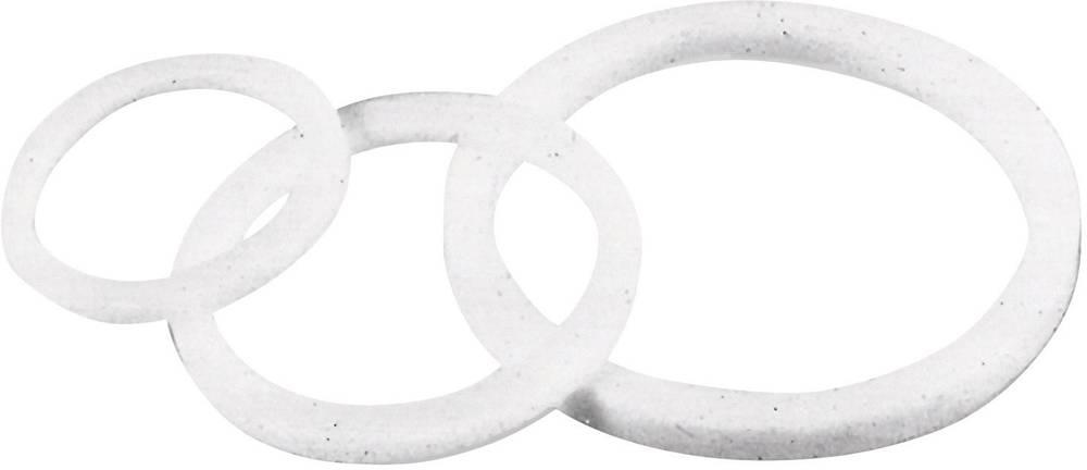 Tætningsring LappKabel 53801065 Polytetrafluoretylen PG13.5 Hvid 100 stk