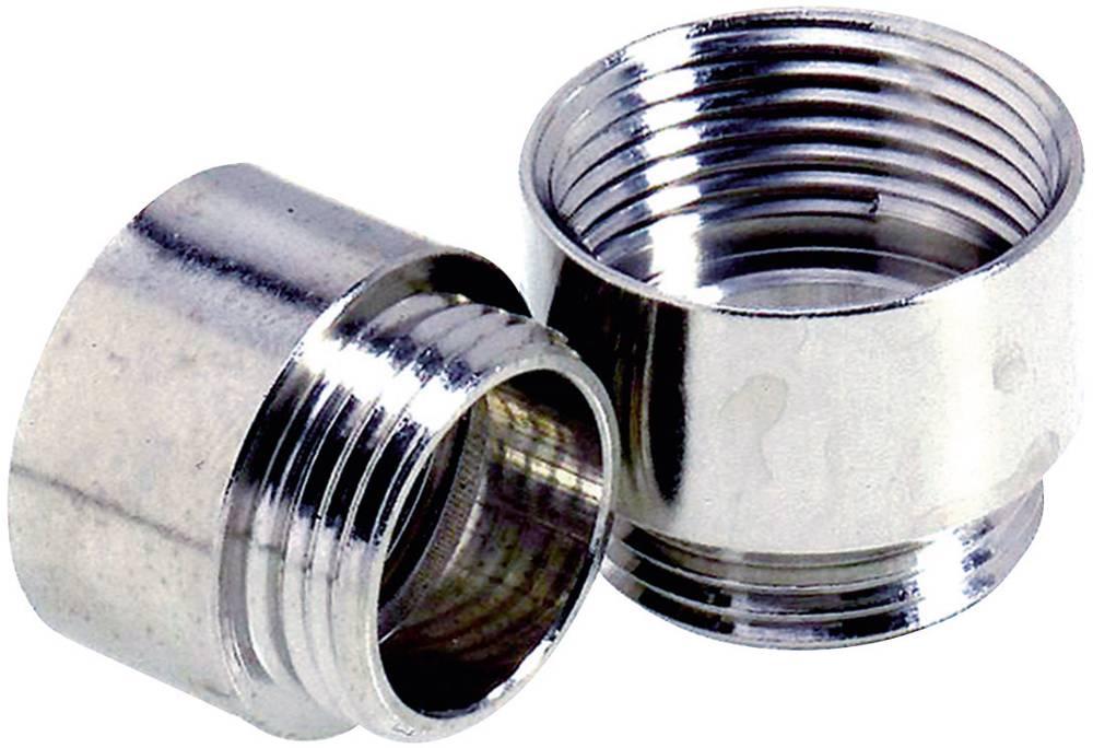 Kabelforskruning udvidelse LappKabel 52004110 PG42 Messing Natur 10 stk