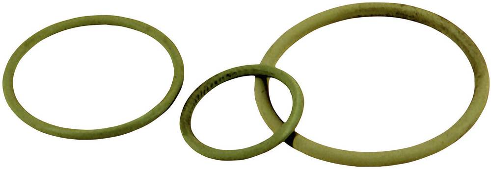 Tætningsring LappKabel 52122011 Nitril-butadien-gummi M16 Grøn 100 stk