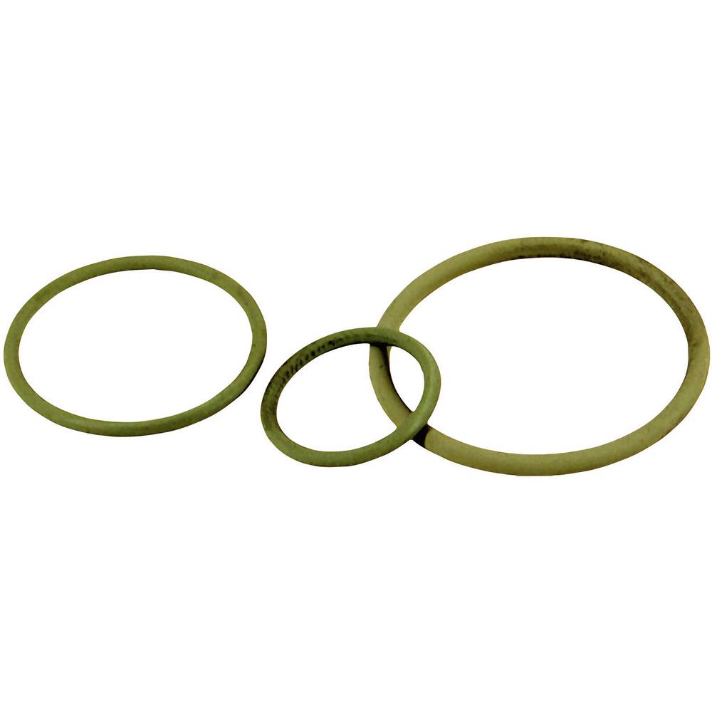 Tesnilni obroč PG21 nitril butadien-kavčuk zelene barve LappKabel SKINDICHT O-RING PG 21/26X2 VITON 50 kos
