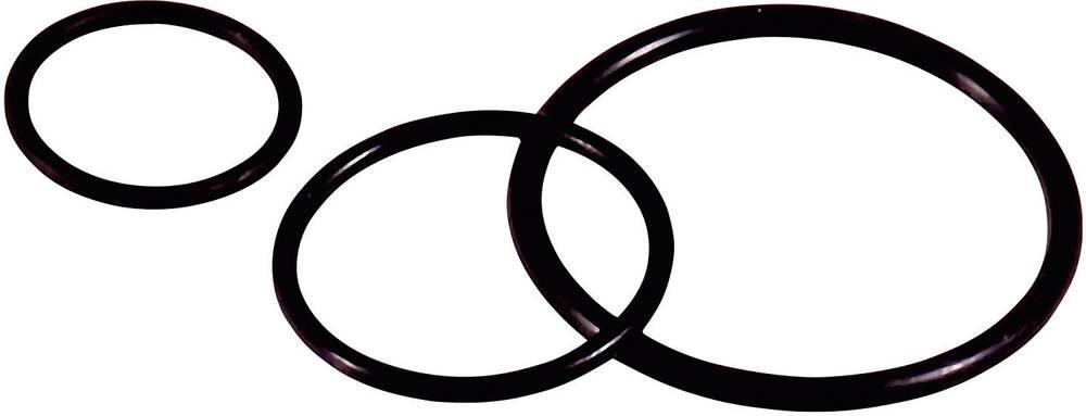 Tesnilni obroč PG9 nitril butadien-kavčuk črne barve LappKabel SKINDICHT O-RING PG 9/M 16 13X1,5 100 kos