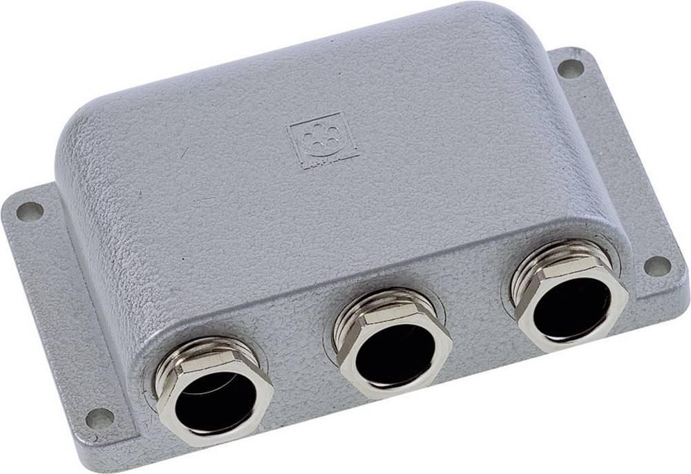 Vinkelforskruning LappKabel SKINDICHT® SE-M 320 M20 Trykstøbt Natur 1 stk