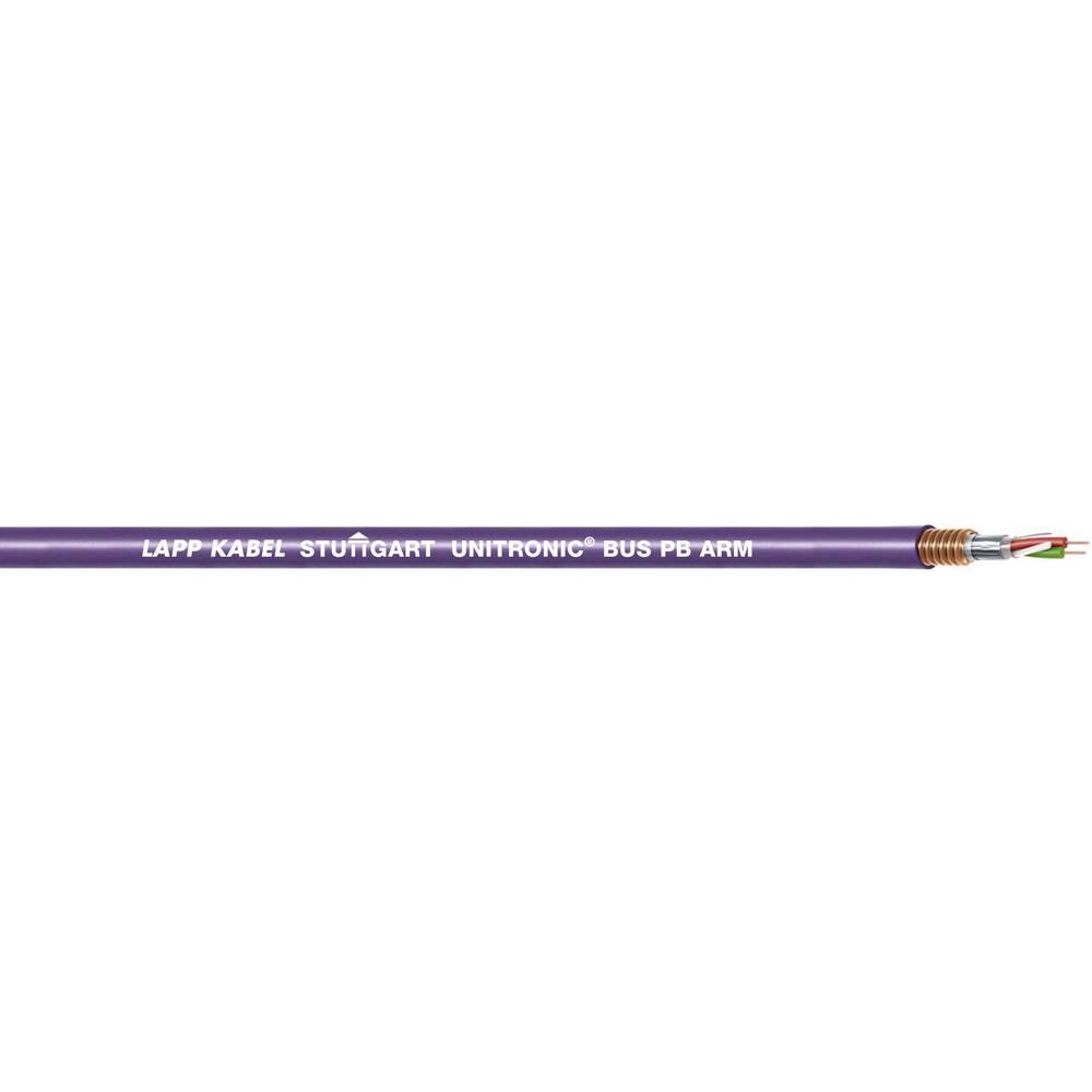 Bus vodnik UNITRONIC® BUS 1 x 2 x 0.33 mm vijolične barve LappKabel 2170247 100 m