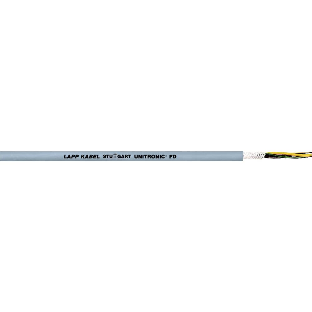 Podatkovni kabel UNITRONIC® FD 7 x 0.14 mm sive barve LappKabel 0027844 500 m