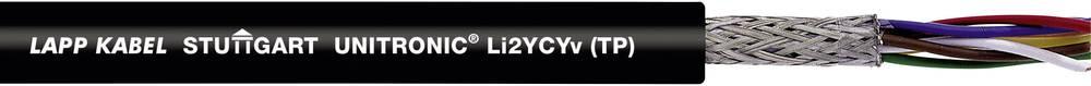 Datakabel LappKabel UNITRONIC® Li2YCYv (TP) 2 x 2 x 0.50 mm² 0031360 Sort 100 m