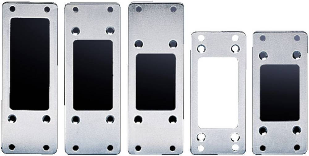 Adapter Rittal SZ 2480.000 2480.000 Reduktion Stålplade 5 stk