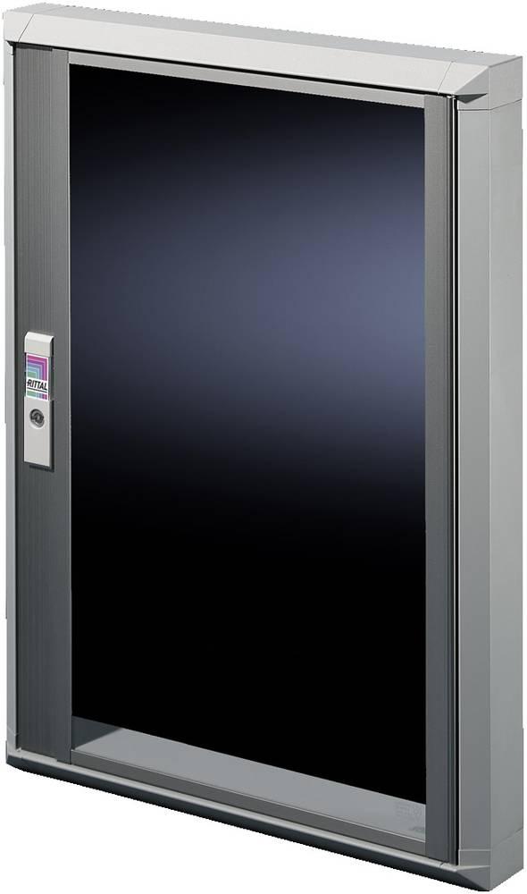 Vindue Rittal FT 2736.540 (B x H) 500 mm x 670 mm Glas Lysegrå (RAL 7035), Transparent 1 stk